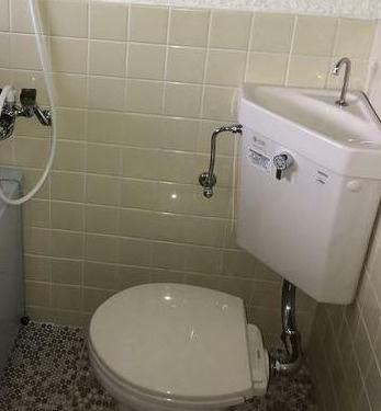 【トイレ】美保ビル