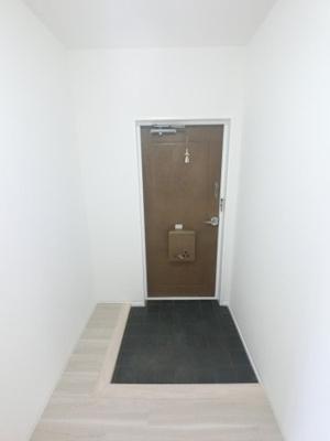 玄関もきれいになりました。 玄関がきれいだと帰るのが楽しくなりますね。