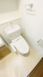 【トイレ】ファーストフィオーレ神戸元町