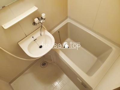 【浴室】ピース水波
