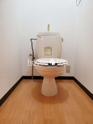 【トイレ】ピース水波