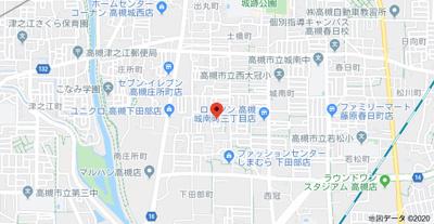 【地図】下田部1丁目BASE(株)Roots