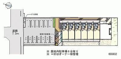 【地図】クレイノコンフォルト