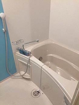 【浴室】クレイノコンフォルト