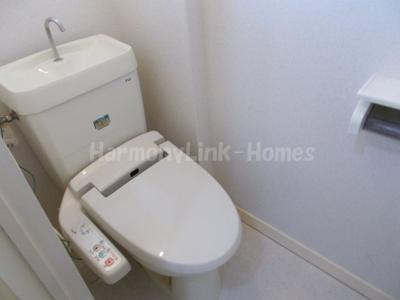 第25大宮ハイツのトイレも気になるポイント