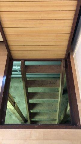 第25大宮ハイツの地下ビット(こちらから地下室に行けます)☆