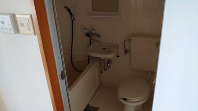 【浴室】コーポマリン