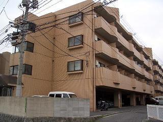 【外観】ハイツ矢賀新町Ⅰ