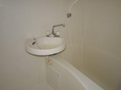 【浴室】ハイツ矢賀新町Ⅰ