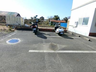 【駐車場】サーフサイドヒルズ九十九里