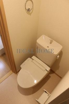 【トイレ】casa felice 雑色