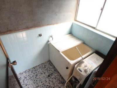 【浴室】みさわ荘