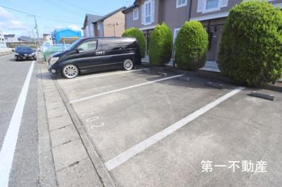 【駐車場】S&R2