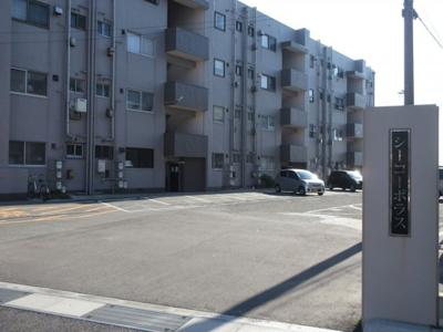【駐車場】富任シーコーポラス 6号棟 7号室