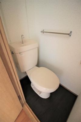 【トイレ】共栄ハイツ