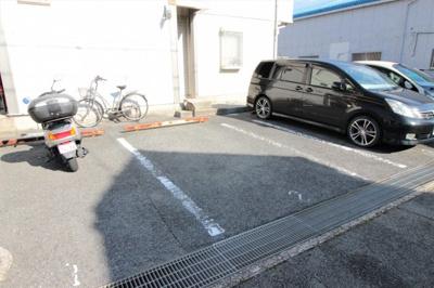 【駐車場】共栄ハイツ