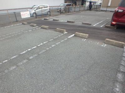 総社井手 グランパレK 1K 駐車場