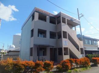 【外観】水戸市新荘2丁目一棟アパート