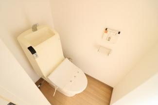 【トイレ】水戸市新荘2丁目一棟アパート