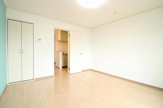 【洋室】水戸市新荘2丁目一棟アパート