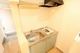 【キッチン】水戸市新荘2丁目一棟アパート