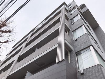 【外観】三宿通りApt.