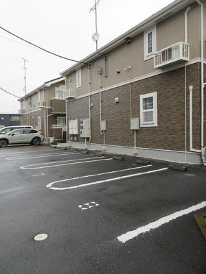 【駐車場】エレガンツァ・プリムラ