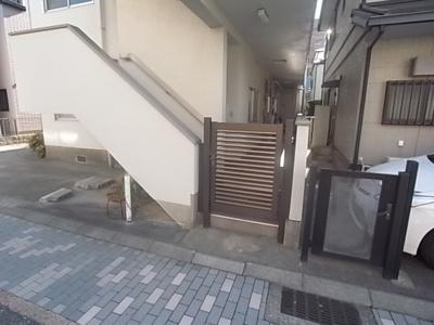 【エントランス】初崎マンション