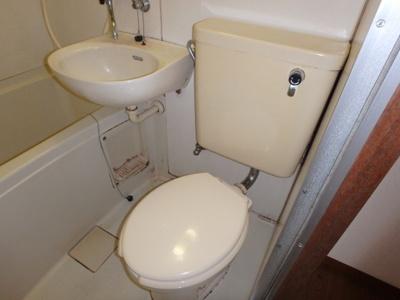 【トイレ】コーポブライトウイスタリア