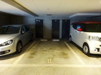 駐車場権利付き