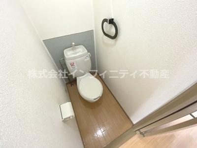 【トイレ】サンガーデンルート