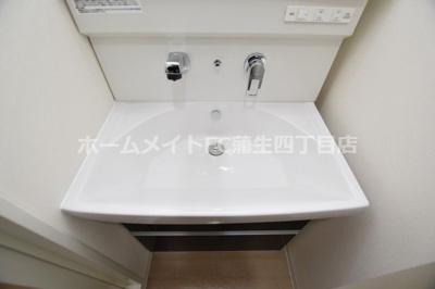 【独立洗面台】京橋イーストガーデン