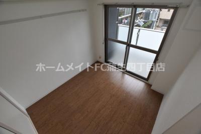 【寝室】京橋イーストガーデン