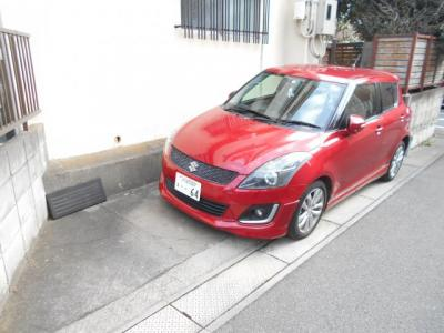 【外観】エミネ青山駐車場