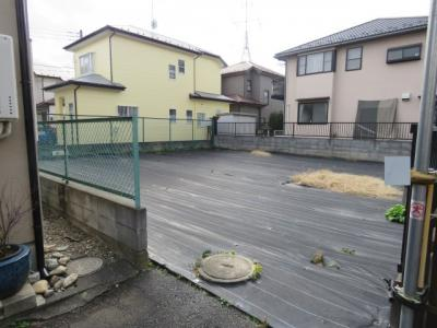 【外観】坂戸市元町売地