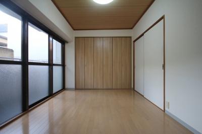 【寝室】クロワートル六甲