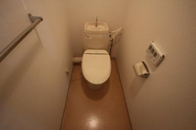 【トイレ】クロワートル六甲