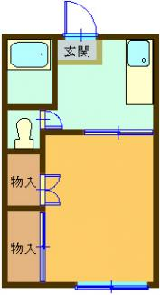 ハイツR&Y東石岡A棟