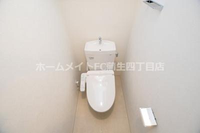 【トイレ】レシオス大阪城公園