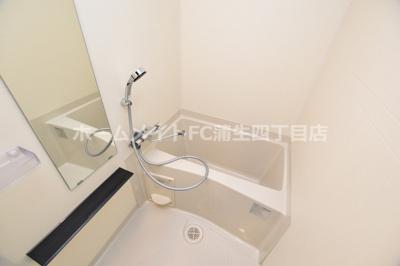 【浴室】レシオス大阪城公園