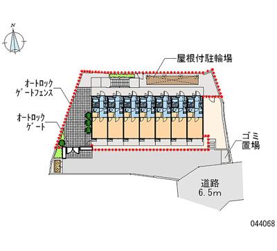 【地図】高倉