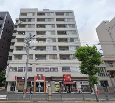 【外観】サニーハウス東陽町 7階 リ ノベーション済 東陽町駅3分
