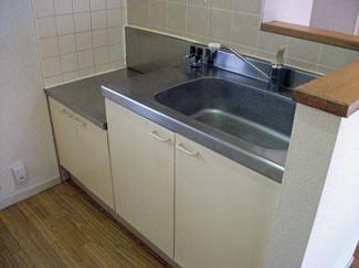 【キッチン】ラフォーレB棟