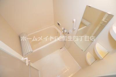 【浴室】スプリングコート