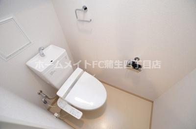 【トイレ】スプリングコート