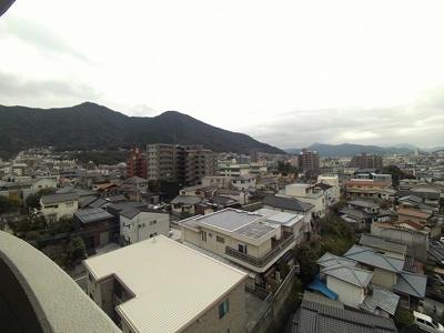 【展望】リヴィエール足原Ⅱ(No.9915)