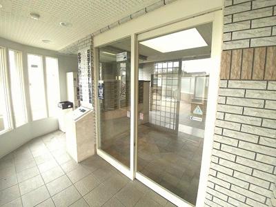 【エントランス】リヴィエール足原Ⅱ(No.9915)