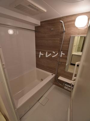 【浴室】オーキッドレジデンス芝浦