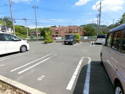 【駐車場】コート・ドール螢ヶ丘