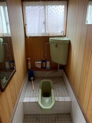 【トイレ】彦島本村町3丁目F倉庫